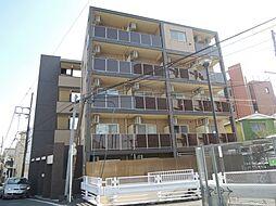 アスガルド[4階]の外観