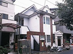 埼玉県蕨市塚越6丁目の賃貸アパートの外観