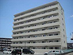 静岡県掛川市久保2丁目の賃貸マンションの外観