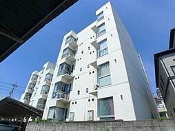 パール仲町マンション[4階]の外観