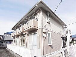 東京都町田市原町田2の賃貸アパートの外観