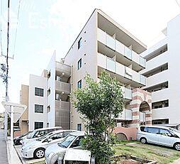 愛知県名古屋市昭和区広路町字石坂の賃貸マンションの外観