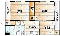 FーBILD[1階]の間取り