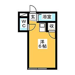 西国分寺駅 3.7万円