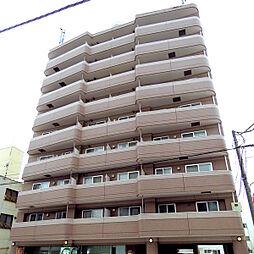 北海道札幌市厚別区厚別中央五条2丁目の賃貸マンションの外観