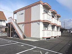 ハイツ吉田B[201号室]の外観