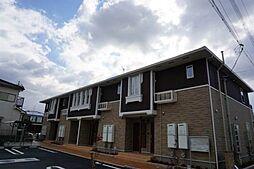 和歌山県和歌山市湊3丁目の賃貸アパートの外観
