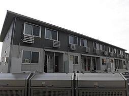(新築)セジュール・アイII B棟[202号室]の外観