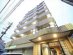 愛知県名古屋市中村区中島町3丁目の賃貸マンションの外観