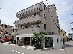 兵庫県神戸市兵庫区松本通2丁目の賃貸アパートの外観