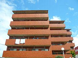 大阪府摂津市新在家1丁目の賃貸マンションの外観
