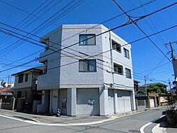兵庫県尼崎市西難波町4丁目の賃貸マンションの外観
