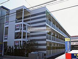 大阪府堺市堺区三宝町6丁の賃貸アパートの外観