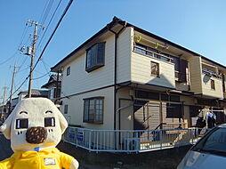 千葉県船橋市二和西6丁目の賃貸アパートの外観