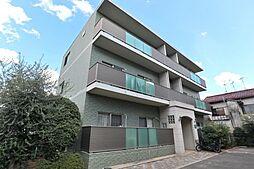 大阪府八尾市太子堂3丁目の賃貸マンションの外観