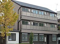 東京都足立区梅島1の賃貸アパートの外観