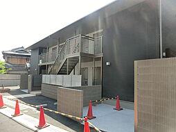 perla穂積[1階]の外観