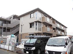 神奈川県川崎市中原区下小田中5丁目の賃貸アパートの外観