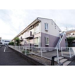 大阪府高槻市堤町の賃貸アパートの外観