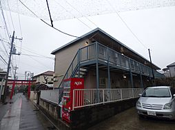ベルセ田島[103号室]の外観