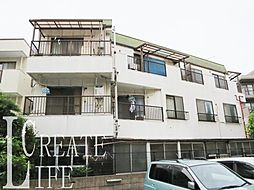 埼玉県戸田市本町5丁目の賃貸マンションの外観