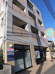 神奈川県横須賀市深田台の賃貸マンションの外観