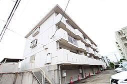 愛知県日進市赤池2丁目の賃貸マンションの外観