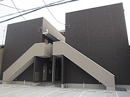 大阪府大阪市住吉区杉本1丁目の賃貸アパートの外観