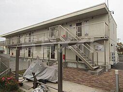 三重県伊賀市四十九町の賃貸アパートの外観