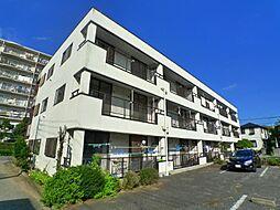 千葉県松戸市新松戸7丁目の賃貸マンションの外観