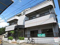 横山コーポ[101号室]の外観