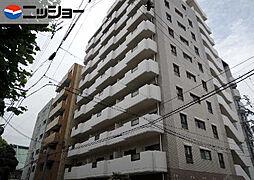 センターヒル橘[4階]の外観