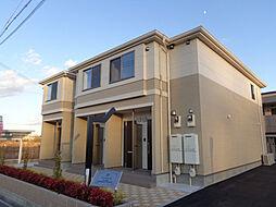 兵庫県加東市南山5丁目の賃貸アパートの外観