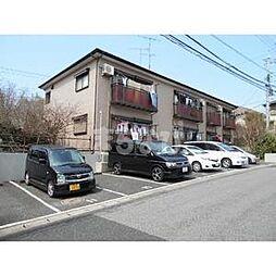 千葉県佐倉市西志津7丁目の賃貸アパートの外観