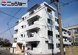 タウンコート岩塚[4階]の外観