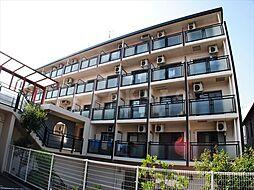 クリークサイドマンションA棟[2階]の外観
