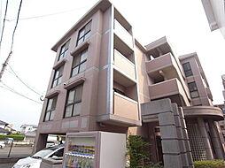ローズマンションI[4階]の外観