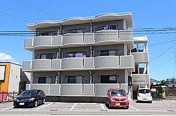ヴィブレMAKIII[3階]の外観