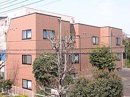 安悠館[3階]の外観