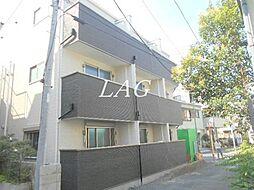 東京都江戸川区平井2丁目の賃貸アパートの外観