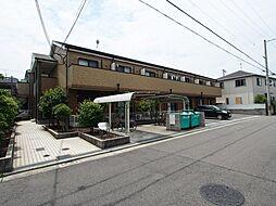 大阪府堺市東区引野町1丁の賃貸アパートの外観
