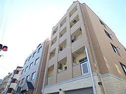 兵庫県神戸市中央区山本通3丁目の賃貸マンションの外観