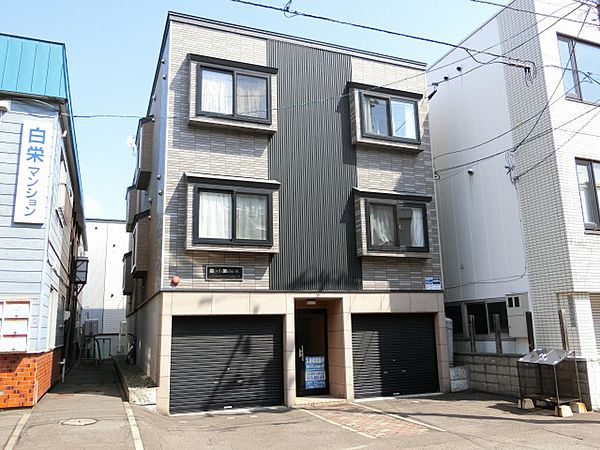 ノースキューブ 3階の賃貸【北海道 / 札幌市白石区】