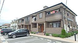 兵庫県加古川市別府町新野辺北町7丁目の賃貸アパートの外観