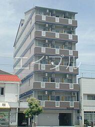 リヴィエラ上町III[5階]の外観