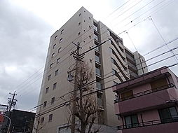 愛知県名古屋市西区則武新町3丁目の賃貸マンションの外観