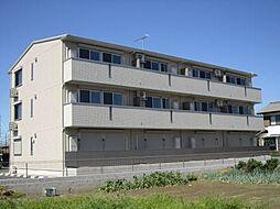 ラ・メゾンMMD III[2階]の外観