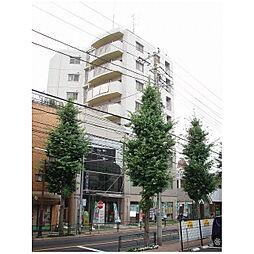 東京都葛飾区柴又7丁目の賃貸マンションの外観