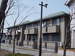 フォレストアベニュー久保ヶ丘壱番館[202号室]の外観