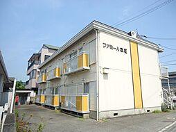 広島県福山市本庄町中4の賃貸アパートの外観